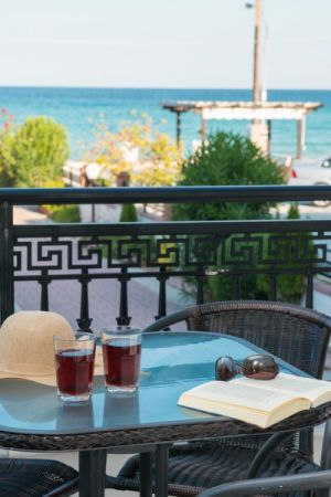 Thassos apartments rooms accommodation by the sea